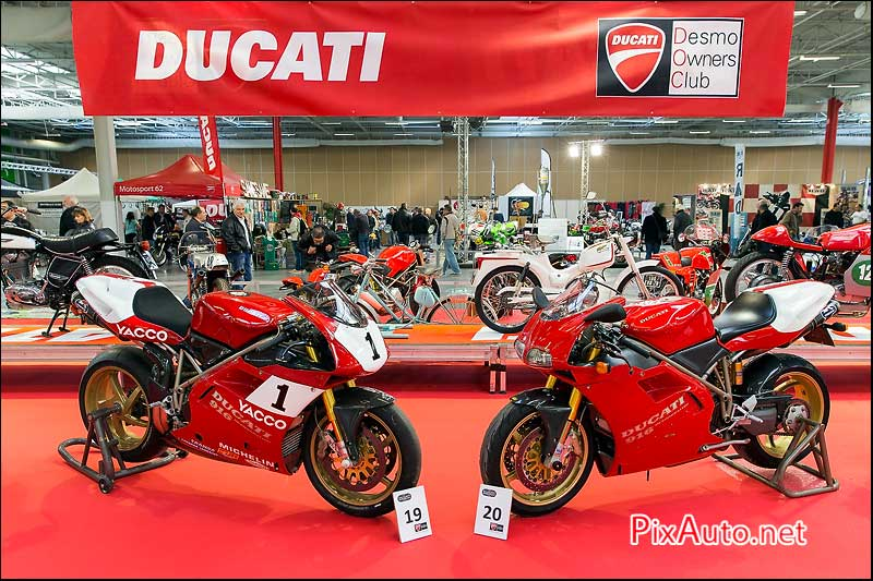 Salon Automedon 2015, Ducati Superbike 916