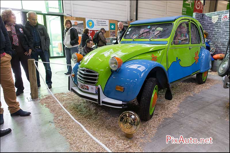 Salon Automedon, Enjoliveurdor 2015