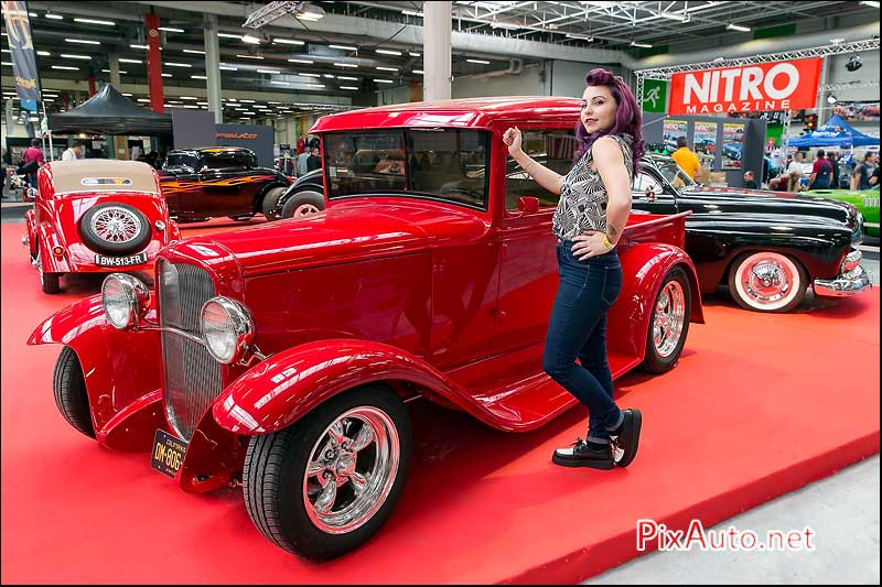 Salon Automedon, Ford A et Miss
