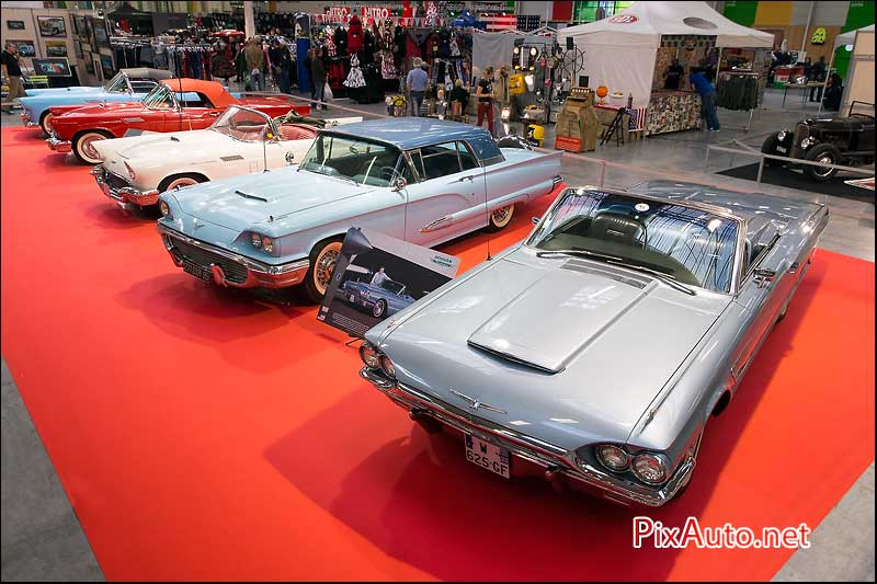 Salon Automedon, stand Ford Thunderbird