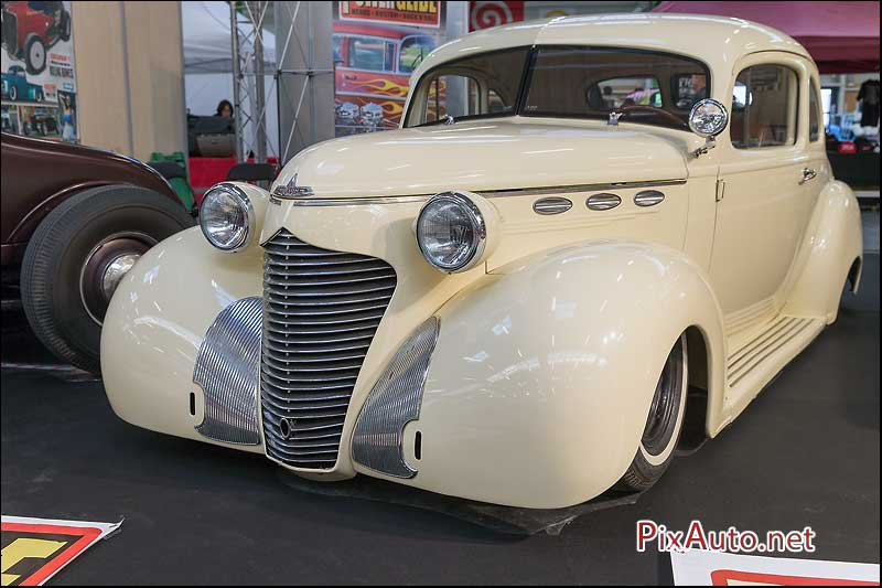 Salon Automedon, Hudson Business Coupe 1939