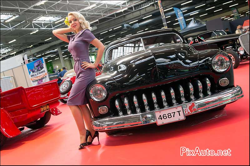 Salon Automedon, Miss Lise Cherie and Mercury