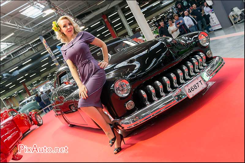 Salon Automedon, Miss Lise et Mercury