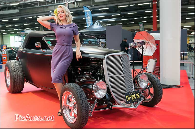 Salon Automedon, Miss Lise et Rod Ford