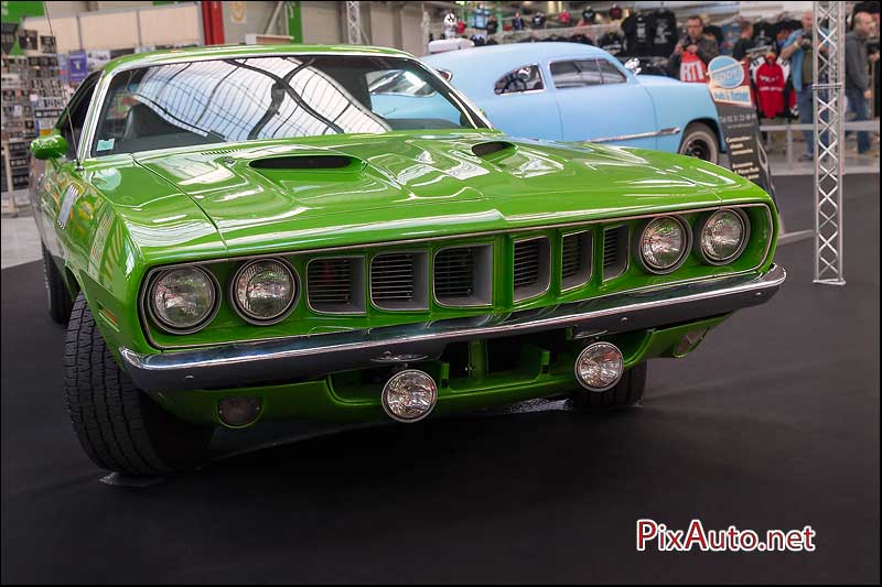 Salon Automedon, Plymouth Cuda 340