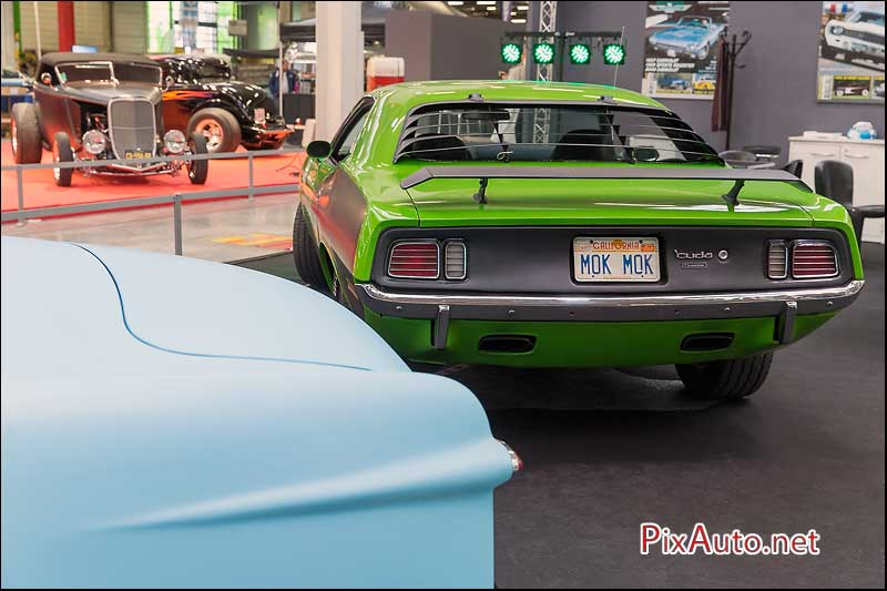Salon Automedon, Plymouth Cuda