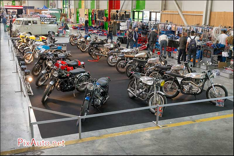 Salon Automedon 2015, Podium Cafe Racer