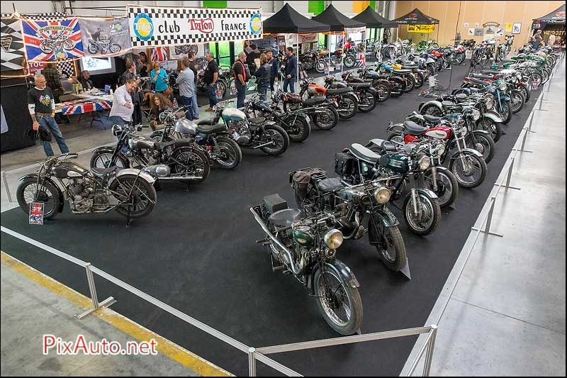 Salon Automedon, Podium Motos 2