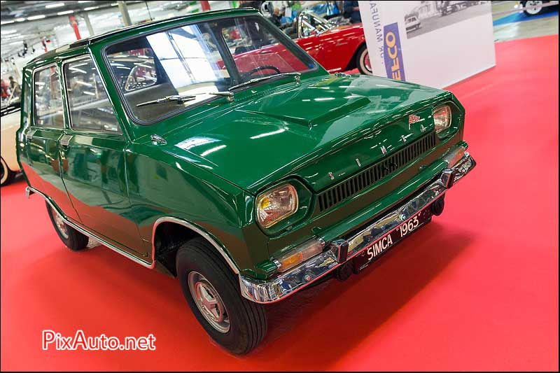 Salon Automedon 2015, Prototype Simca 936