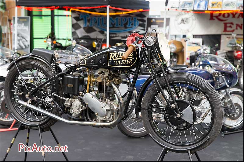 Salon Automedon 2015, Rudge Ulster