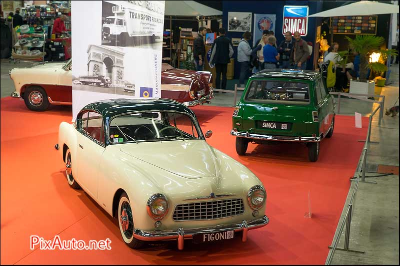 Salon Automedon 2015, Simca a Carroseries Speciales