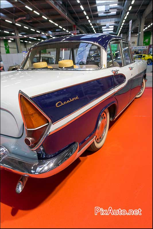 Salon Automedon 2015, Simca Chambord
