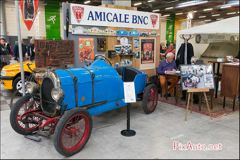Salon Automedon 2015, Stand Amicale BNC