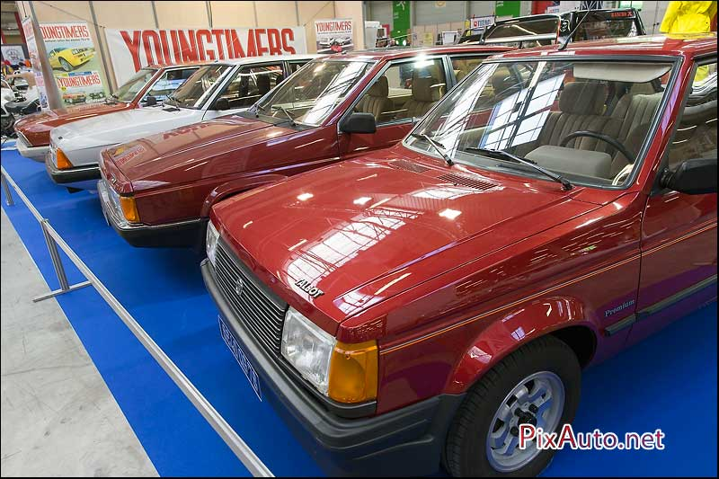 Salon Automedon, stand youngtimers, Talbot Horizon