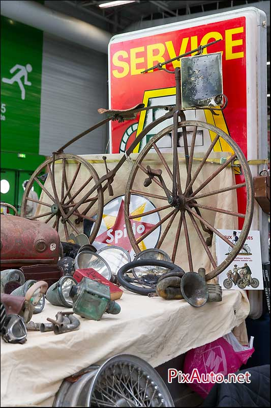 Salon Automedon 2015, Velocipede Michaux