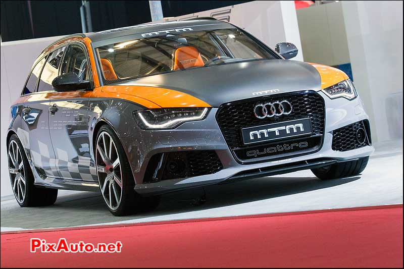 Salon-de-Geneve, Audi RS-6 Clubsport MTM