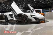 Salon de Geneve 2015, McLaren 675 LT