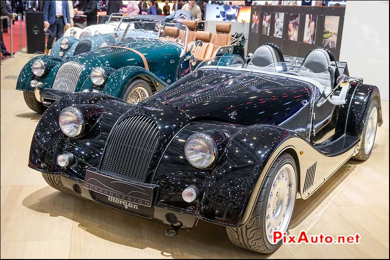 Salon De Geneve, Morgan Roadster Classic
