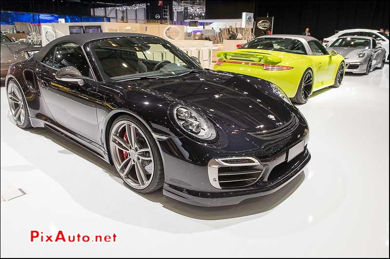 Salon-de-Geneve 2015, Porsche 911 Techart