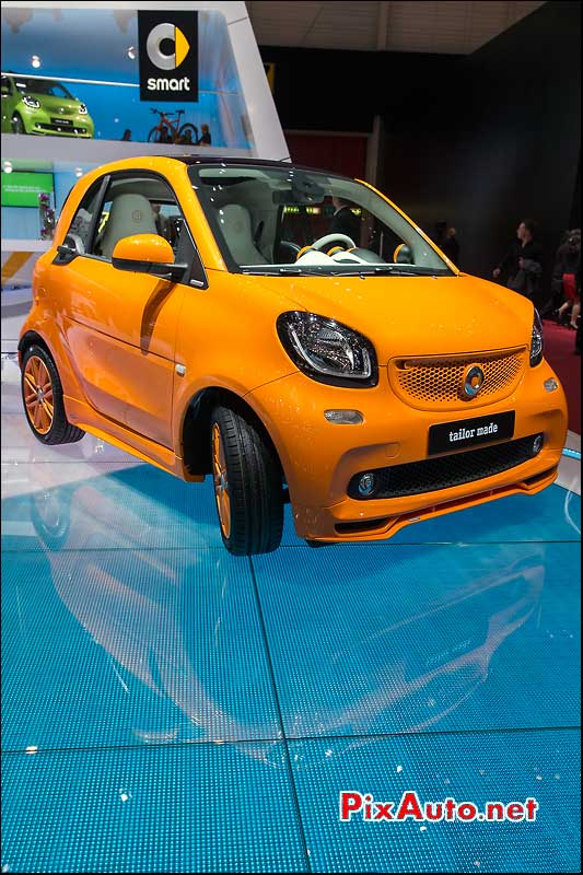 Salon De Geneve, Smart Brabus Tailor Made
