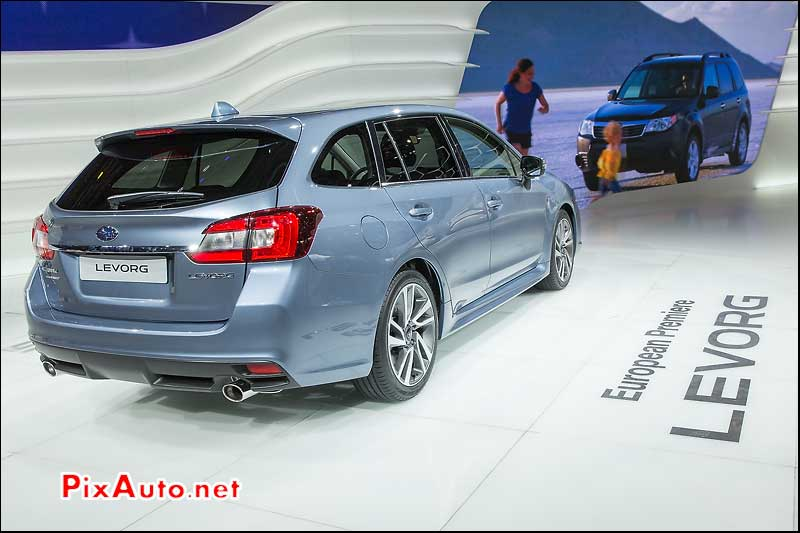 Salon De Geneve, Subaru Levorg Break