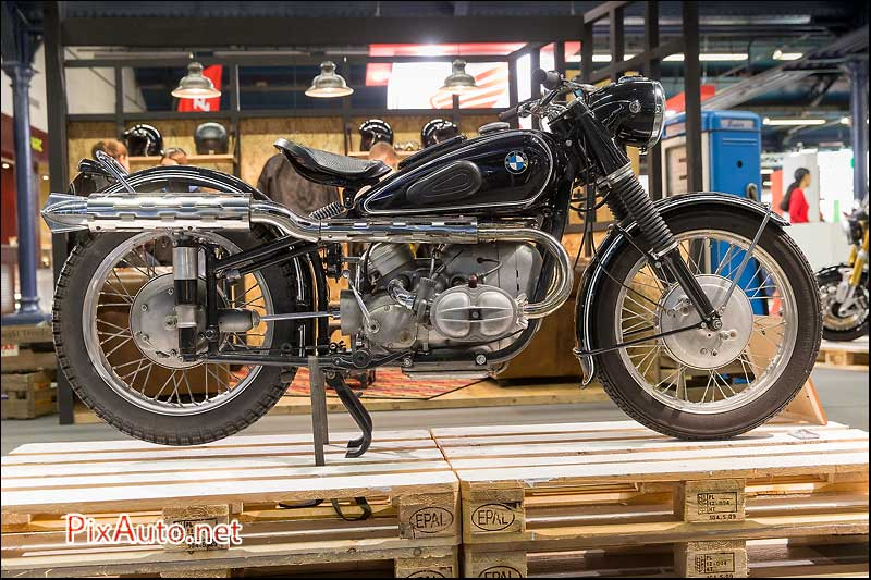 Salon-Moto-Legende 2015, BMW R68 ISDT