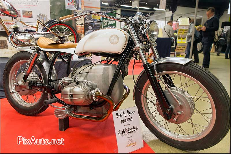 Salon-Moto-Legende 2015, BMW R75-5 Beach Racer