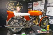 Salon-Moto-Legende 2015, Colin Seeley And Condor
