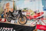 Salon-Moto-Legende 2015, Ital Jet Mustang
