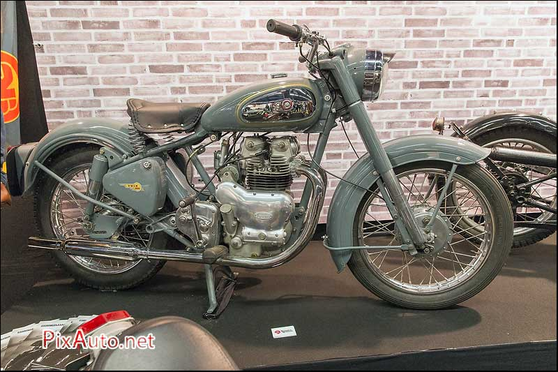 Salon-Moto-Legende 2015, Royal Enfield Twin 500