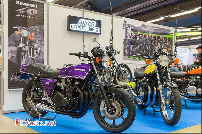 Salon-Moto-Legende 2015, Stand Club 900 Z1