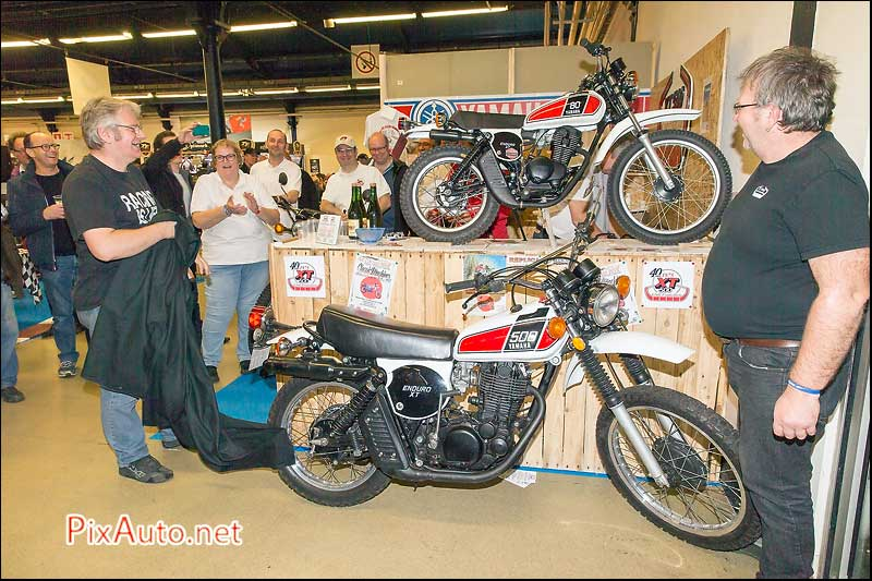 Salon-Moto-Legende 2015, XT Club Francilien