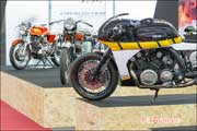 Salon-de-la-Moto 2015, Podium Magazine Cafe Racer