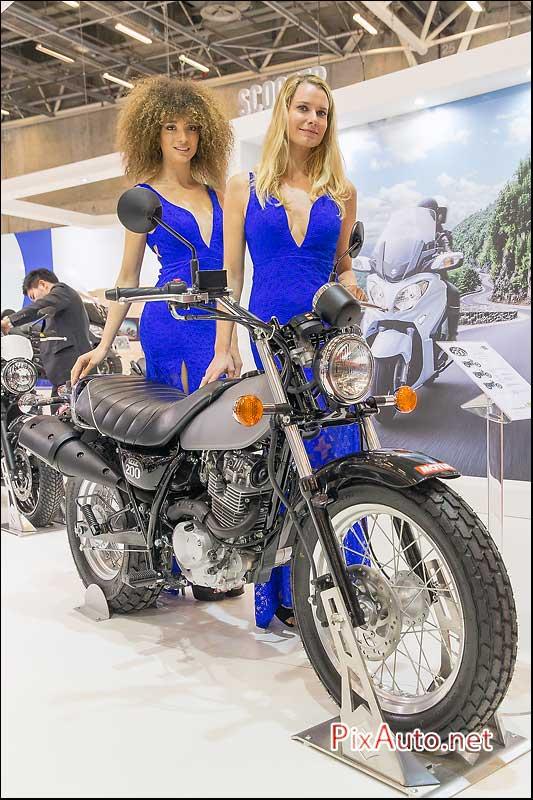 Salon De La Moto Du Scooter De Suzuki 224 Victory