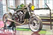 Salon-de-la-Moto 2015, Cafe Racer kawasaki-MRS Vulcan-S