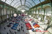 24e Tour Auto, Grand Palais Verriere Aile Sud