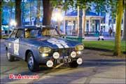 Tour Auto, Parc Vichy, arrivee Peugeot 204 Coupe