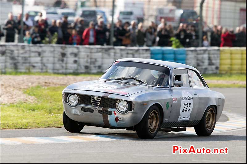 Tour Auto, Le Sequestre, Alfa Romeo 1600-GTA N°225