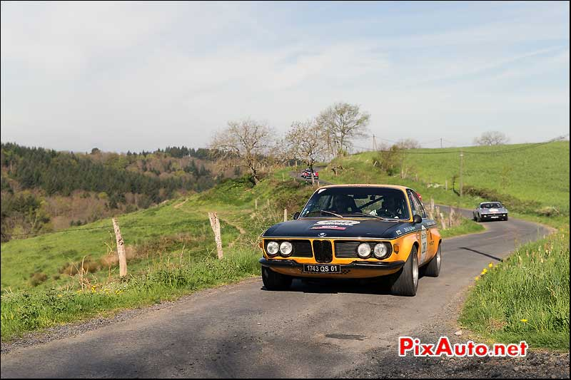 Tour Auto, BMW-Alpina 2800 CS N°280