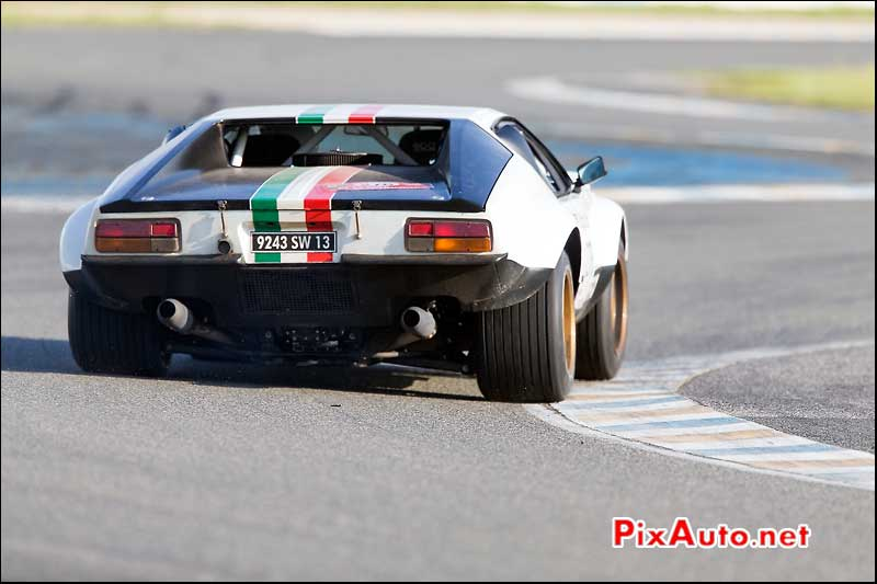 Tour Auto, Le Sequestre, De Tomaso Panthera N°276