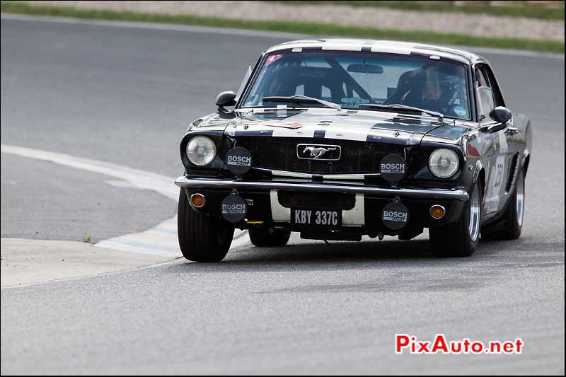 Tour Auto, Circuit Le Sequestre, Ford Mustang N°250
