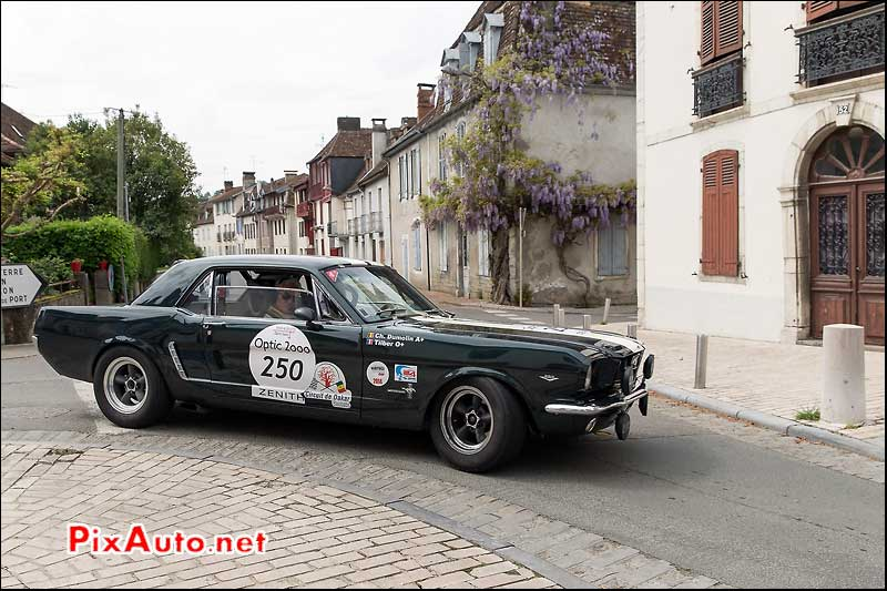 Tour Auto, Ford Mustang N°250