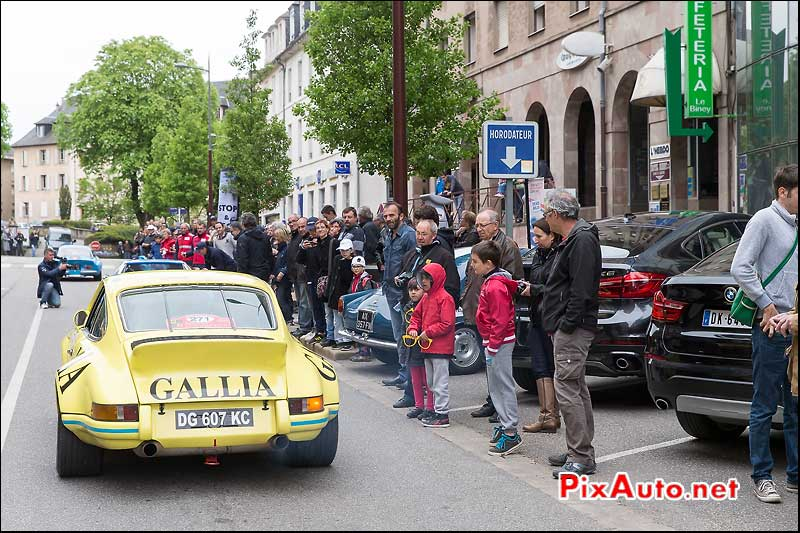 Tour Auto, Point de controle Optic 2000 Rodez