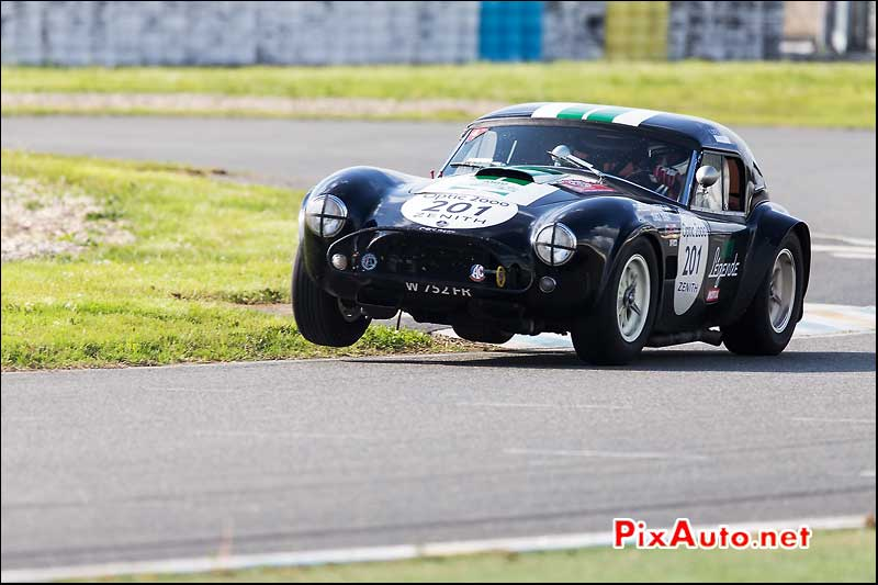 Tour Auto, Circuit Le Sequestre, Shelby Cobra N°201