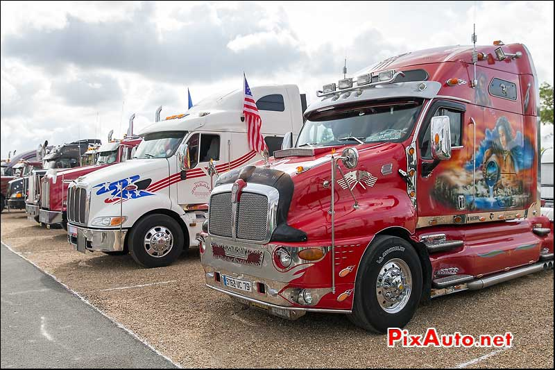 Tours-Motor-Show-2015, American Truck Kenworth