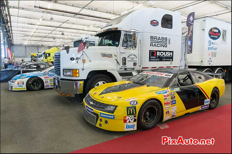 Tours-Motor-Show-2015, Chevrolet Ss And American Truck