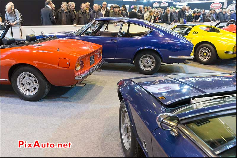 Exposition Vacation Artcurial Retromobile 2015