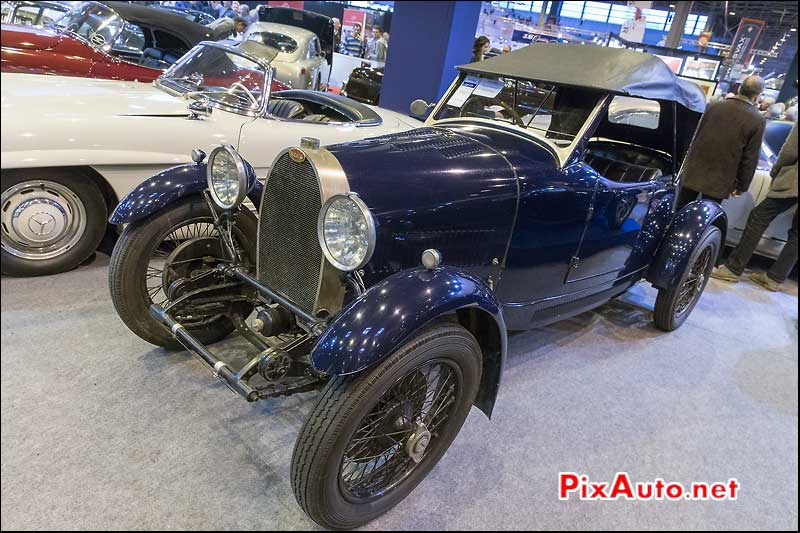 Exposition Vacation Artcurial Motorcars, Bugatti T40 Grand Sport 1929