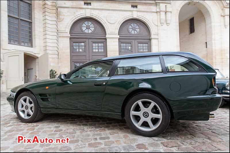 Bonhams A Chantilly, Aston Martin Shooting Brake