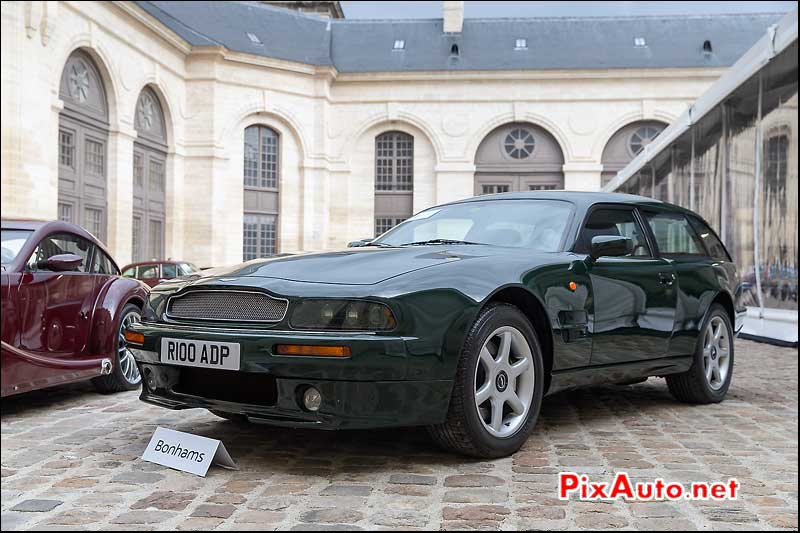 Bonhams A Chantilly, Aston Martin Sportsman Shooting Brake